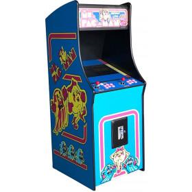 "Ms. Pac-Man Classic Arcade 22"""