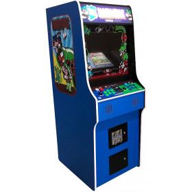 """Mario Bros. Blauw Arcade 22"""""""