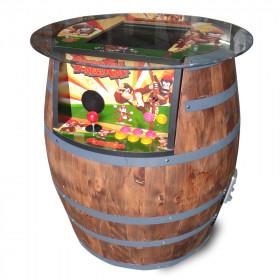 "Arcade Barrel 17"""
