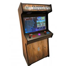 """Classic Arcade 32"""" houtlook"""